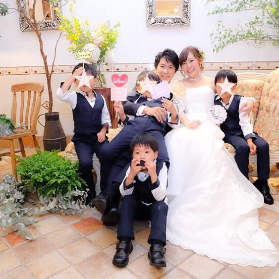 吉川さん結婚式